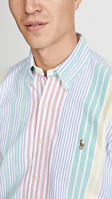 Polo Ralph Lauren Long Sleeve Oxford Shirt