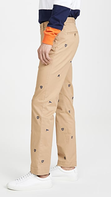 Polo Ralph Lauren Stretch Chino Pants - Straight