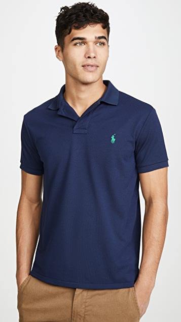 Polo Ralph Lauren Sustainable Mesh Earth Polo