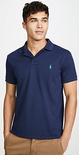 Polo Ralph Lauren - Sustainable Mesh Earth Polo