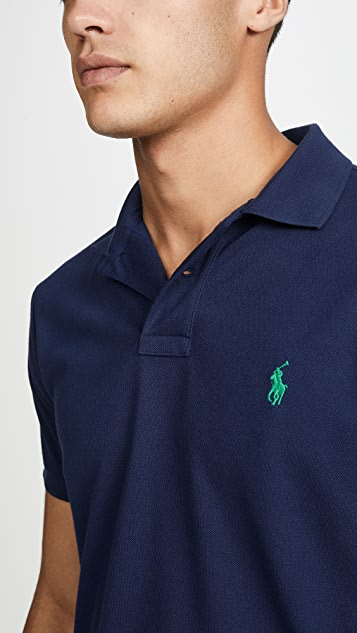 Polo Ralph Lauren Sustainable Mesh Earth Polo