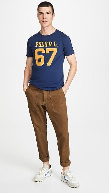 Polo Ralph Lauren Short Sleeve Saranac T-Shirt