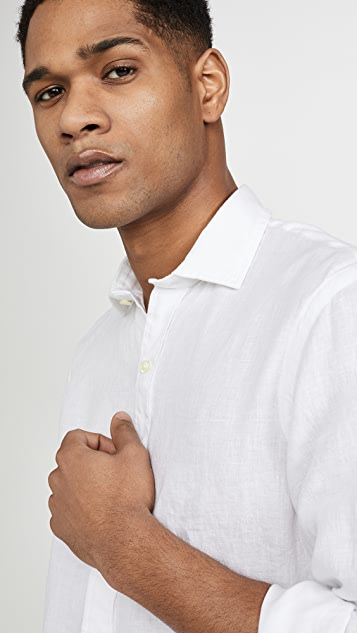 Polo Ralph Lauren Better Linen Shirt