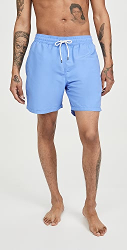 Polo Ralph Lauren - Solid Traveler Swim Shorts