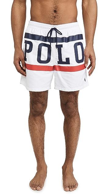 Polo Ralph Lauren Printed Swim