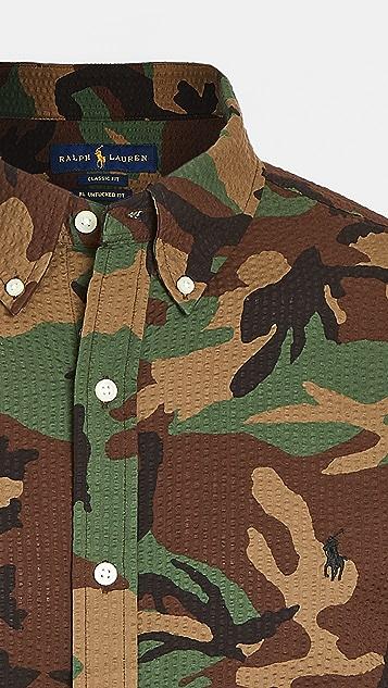 Polo Ralph Lauren Seersucker Classic Shirt