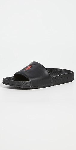 Polo Ralph Lauren - Cayson Slides