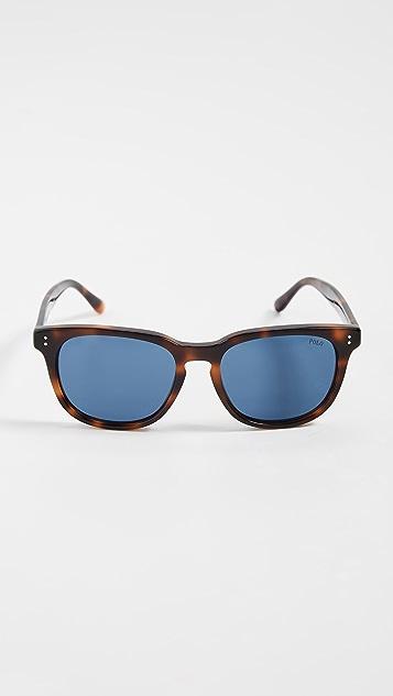 Polo Ralph Lauren Square Sunglasses