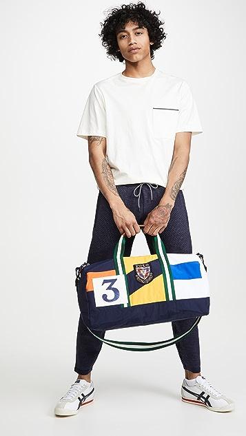 Polo Ralph Lauren Patchwork Duffle Bag