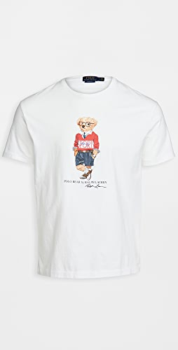 Polo Ralph Lauren - Short Sleeve Bear Jersey Tee