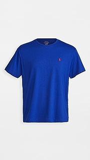 Polo Ralph Lauren Short Sleeve Solid T-Shirt
