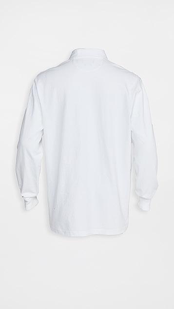 Polo Ralph Lauren Long Sleeve Polo Sport Rugby Shirt