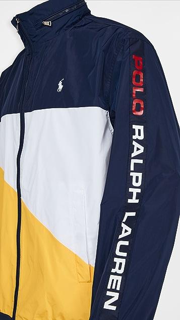 Polo Ralph Lauren Long Sleeve Full Zipup