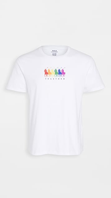 Polo Ralph Lauren Short Sleeve Pride T-Shirt
