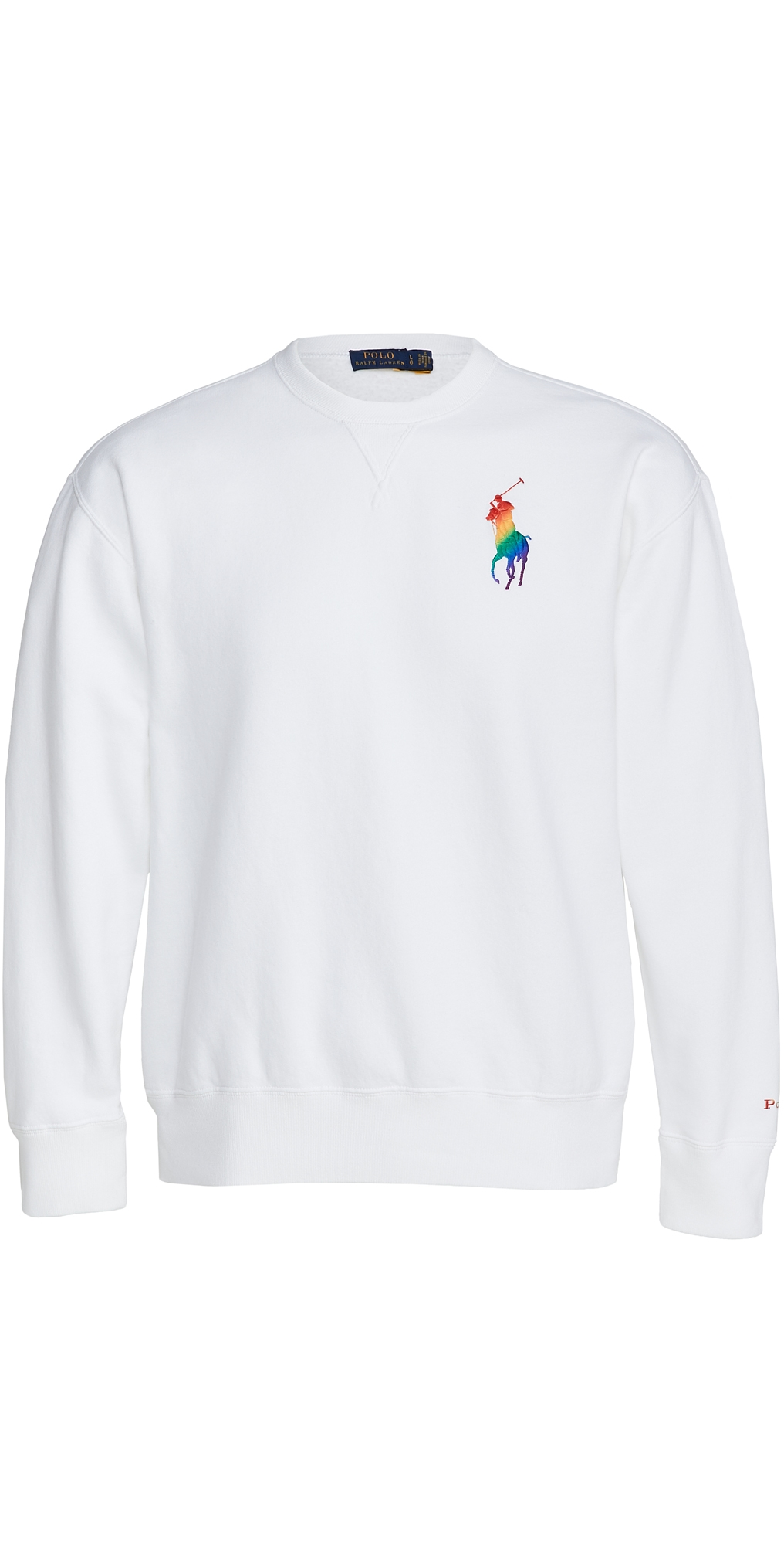 Polo Ralph Lauren Long Sleeve Pride Sweatshirt