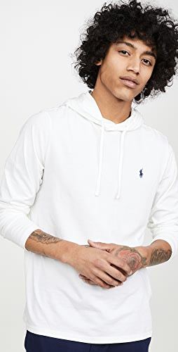 Polo Ralph Lauren - Long Sleeve Hooded T-Shirt