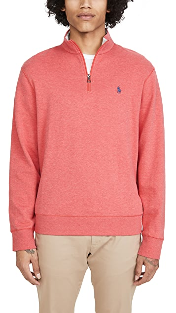 Polo Ralph Lauren Long Sleeve Double Knit Sweater