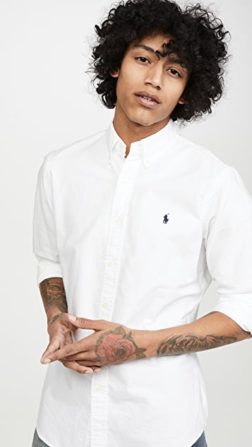 Polo Ralph Lauren Garment Dyed Oxford Shirt