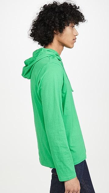 Polo Ralph Lauren Long Sleeve Hoodie T-Shirt