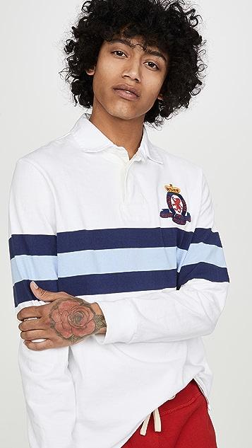 Polo Ralph Lauren Long Sleeve Rugby Shirt