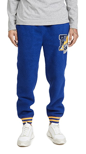 Polo Ralph Lauren Sherpa Sweatpants