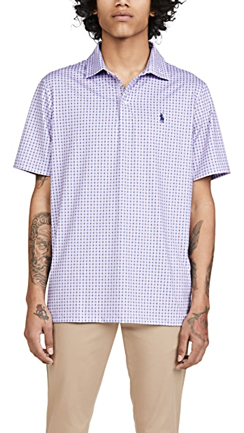 Polo Ralph Lauren Short Sleeve Performance Polo Shirt