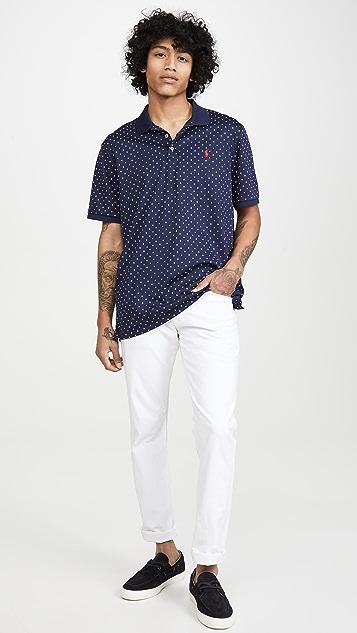 Polo Ralph Lauren Short Sleeve Soft Touch Polo
