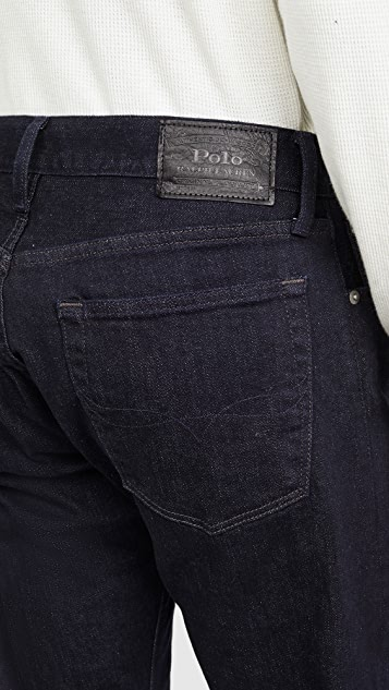 Polo Ralph Lauren Hampton Relaxed Fit Jeans