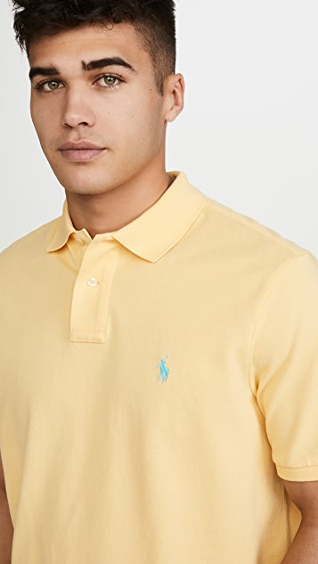 Polo Ralph Lauren Basic Mesh Short Sleeve Polo