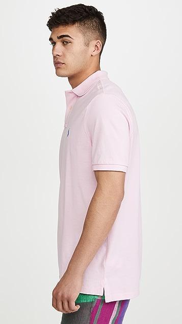 Polo Ralph Lauren Basic Mesh Short Sleeve Knit Polo