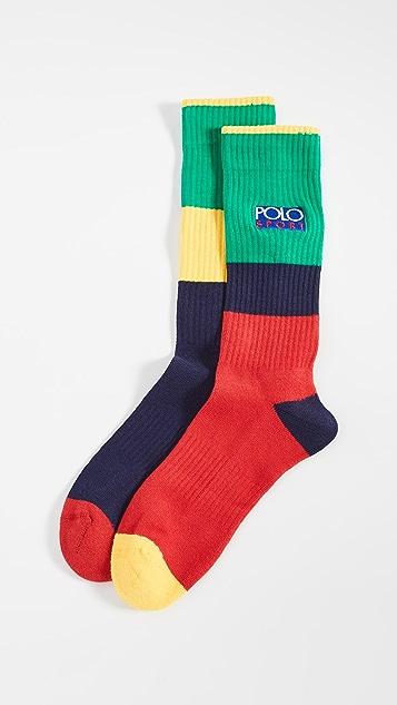 Polo Ralph Lauren Ocean Challenge Socks