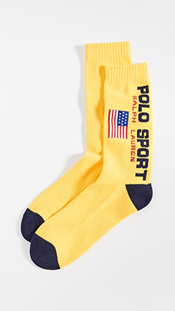 Polo Ralph Lauren Classic Polo Sport Socks