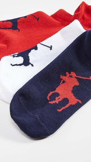 Polo Ralph Lauren Big Pony Liner Socks