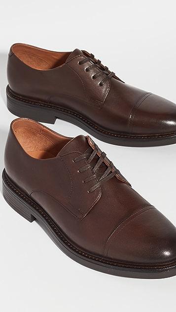 Polo Ralph Lauren Asher Cap Toe Shoes