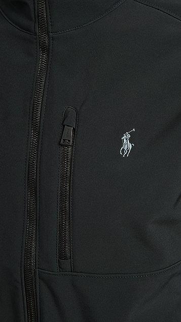 Polo Ralph Lauren Softshell Barrier Jacket