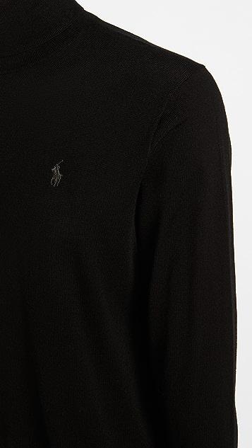 Polo Ralph Lauren Washable Merino Wool Sweater
