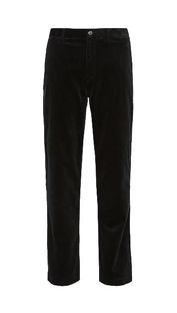 Polo Ralph Lauren 10 Wale Stretch Corduroy Pants