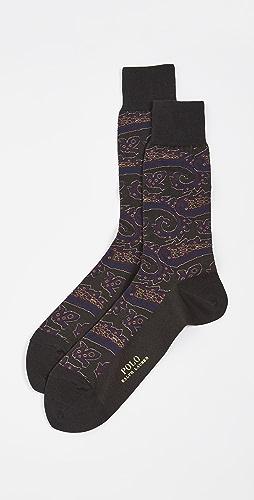 Polo Ralph Lauren - Paisley Slack Socks