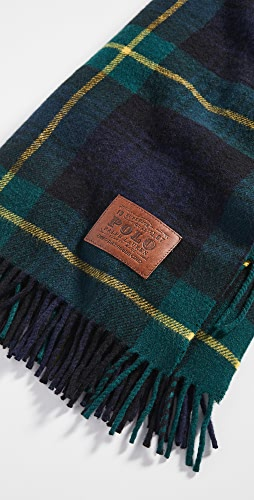 Polo Ralph Lauren - Plaid Blanket Wrap