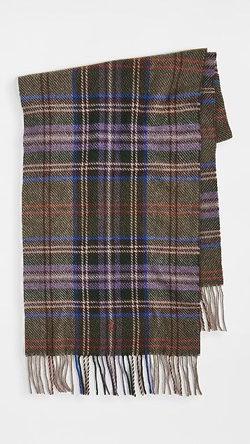 Polo Ralph Lauren Recycled Wool Ancient Tartan Scarf