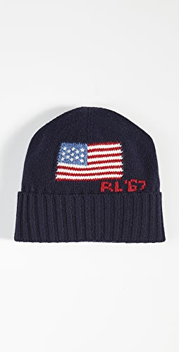 Polo Ralph Lauren - Merino Flag Hat