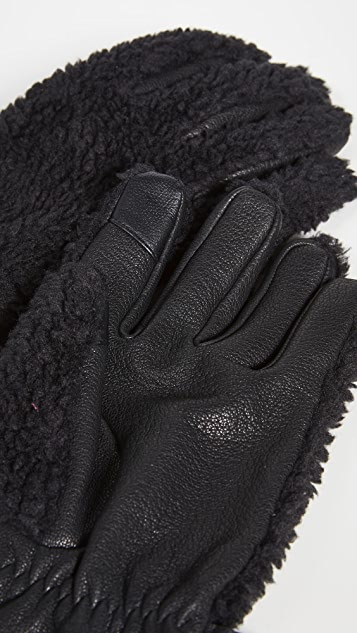 Polo Ralph Lauren Outdoor Sherpa Touch Gloves