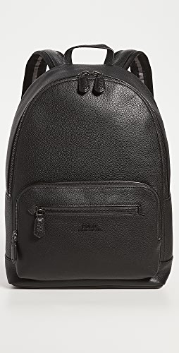 Polo Ralph Lauren - Smooth Leather Backpack