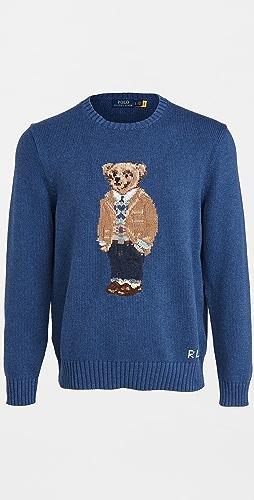 Polo Ralph Lauren - Cotton Long Sleeve Sweater
