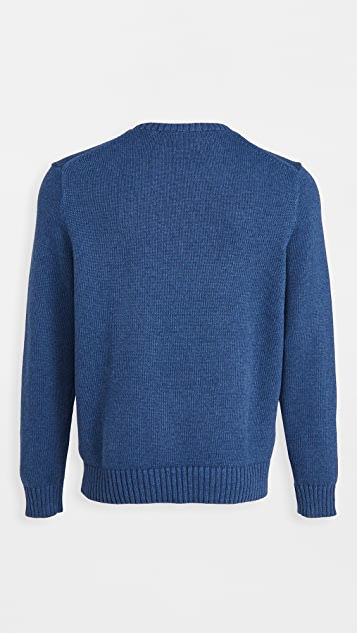 Polo Ralph Lauren Cotton Long Sleeve Sweater