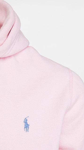 Polo Ralph Lauren Long Sleeve Fleece Knit
