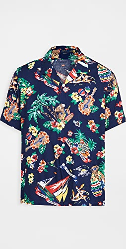 Polo Ralph Lauren - Sailing Bear Short Sleeve Shirt