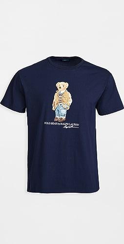 Polo Ralph Lauren - Short Sleeve Jersey T-Shirt