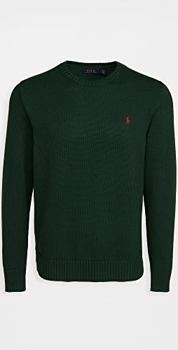 Polo Ralph Lauren - Long Sleeve Cotton Pullover
