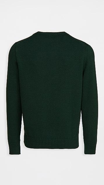 Polo Ralph Lauren Long Sleeve Cotton Pullover